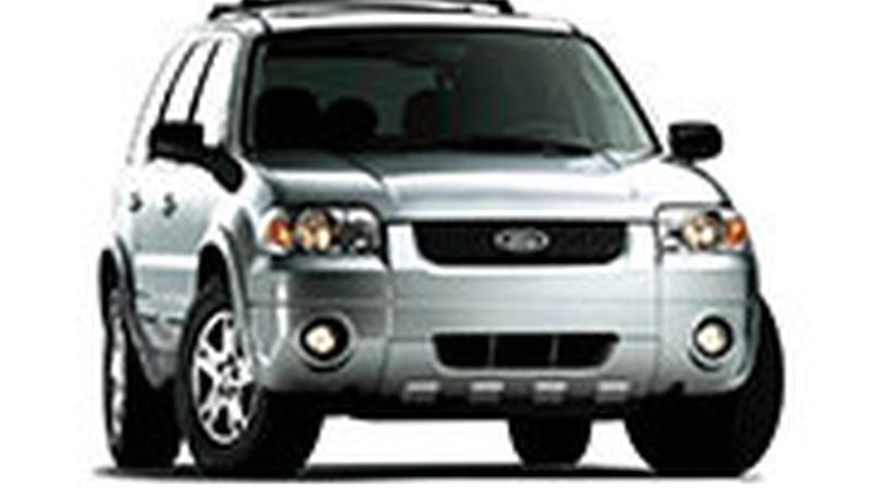 Авточехол для Ford Escape I (2000-2007)