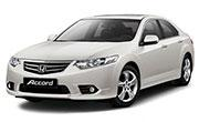 Авточехол для Honda Accord (2007+)