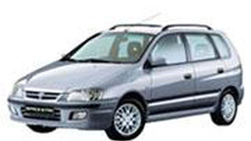 Авточехол для Mitsubishi Space Star (1998-2004)