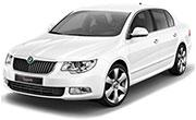 Авточехол для Skoda SuperB II (2008+)
