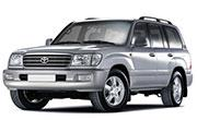 Авточехол для Toyota Land Cruiser 100 (1998-2007)