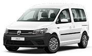 Авточехол для Volkswagen Caddy IV (2015+)