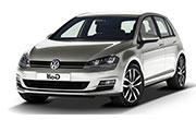 Авточехол для Volkswagen Golf 7 (2012+)