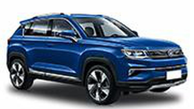 Авточехол для Changan CS35 Plus (2018+)